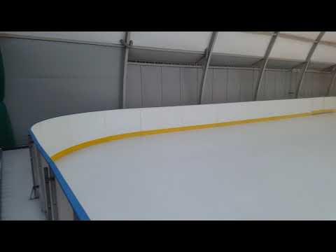 Wideo1: Lodowisko w Gostyniu prawie gotowe