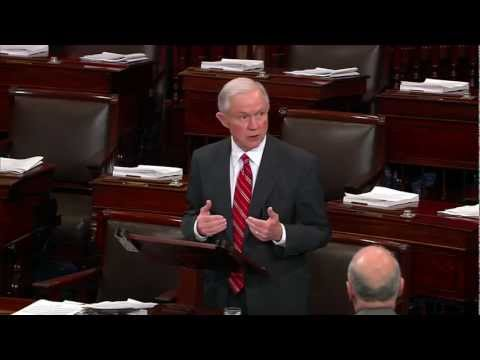 Sessions: Spending Scandals Reveal Government In 'Financial Chaos'