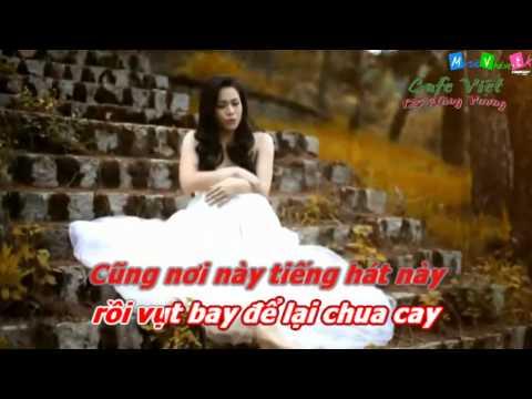 Tiếng Vĩ Cầm karaoke beat - Nhật Kim Anh - Hát karaoke beat