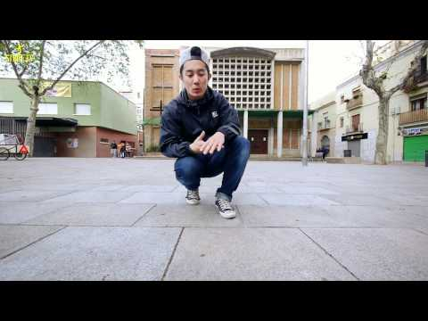 Knee Footwork Variations | BBOY TUTORIALS | JustRoc | STRIFE.TV