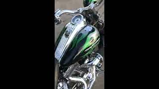 6. Harley Davidson Softail Springer CVO 2009 for sale Ohio $18,995
