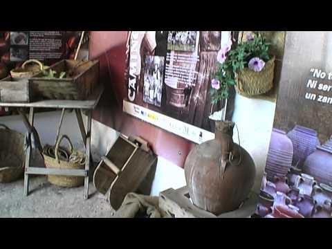 Museo de la castaña, Pujerra