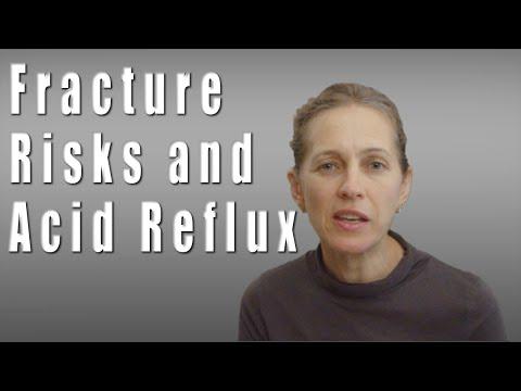 Bone Fracture. Risks of PPIs for Acid Reflux/GERD/Heartburn and bones.