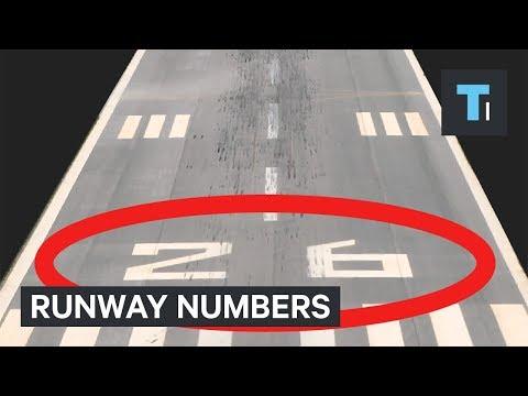 Understanding Airport Runway Numbers