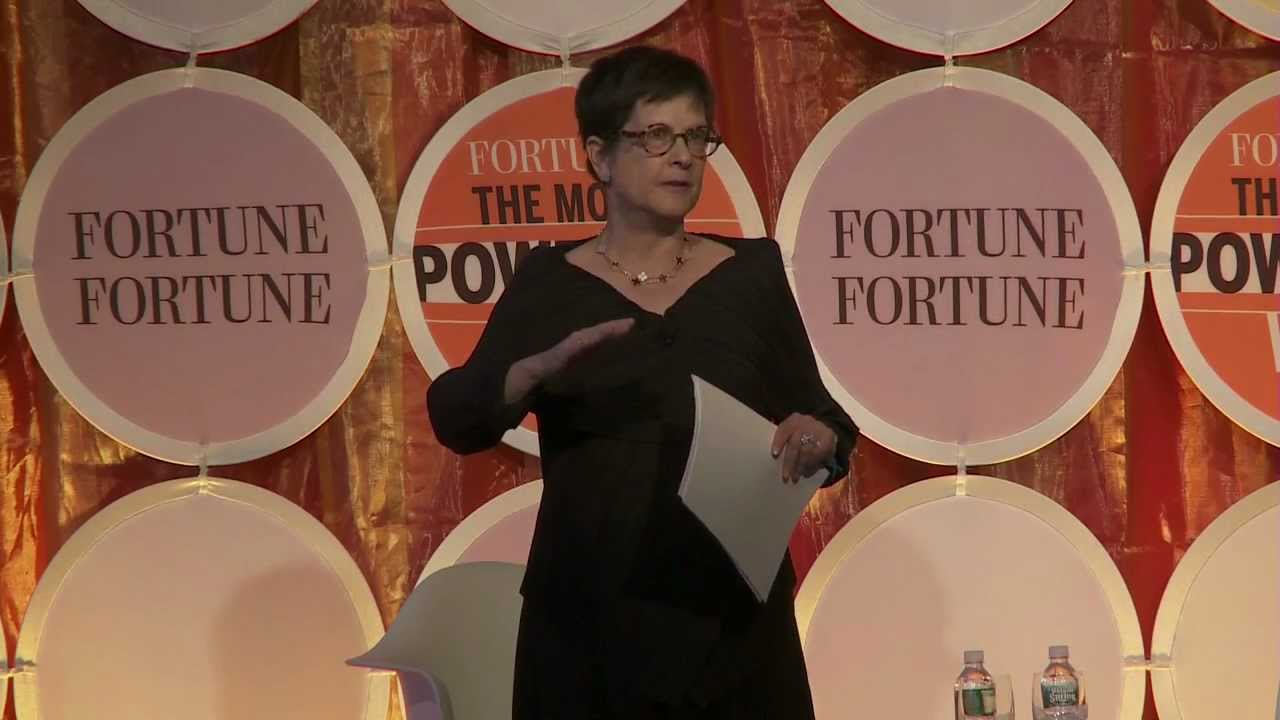 "Joanna Barsh at ""Fortune Most Powerful Women Dinner"""