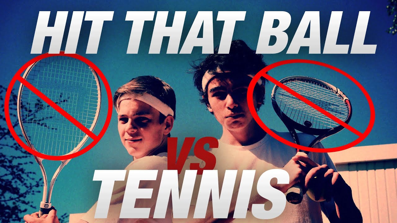 HitThatBall VS. Sports #1 – Tennis Edition