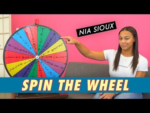 Nia Sioux || Spin the Wheel
