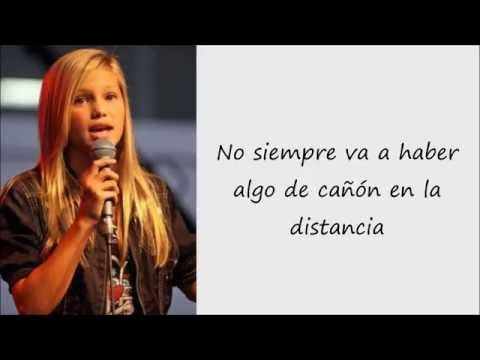 Carry On Olivia Holt Traducida Letra en Español