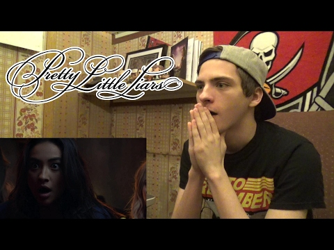 "Pretty Little Liars - Season 6 PREMIERE (REACTION) 6x01 ""Game on, Charles"""