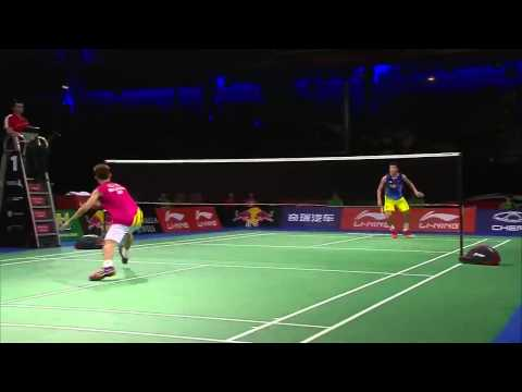 long - F - 2014 BWF World Championships - Lee Chong Wei vs Chen Long Read more 2014 BWF World Championships news at http://www.badmintonplanet.com or watch more badminton videos at http://video.badmintonp...