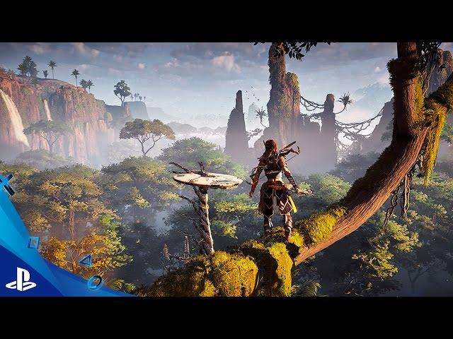 La creación de un nuevo mundo | Horizon Zero Dawn
