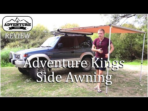 [Review] Adventure Kings Side Awning