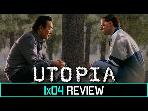 Utopia | Amazon Prime | Season 1 Episode 4 'not slow not bad' Review