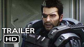 Nonton Starship Troopers  Traitor Of Mars Official Trailer  1  2017  Casper Van Dien Animated Movie Hd Film Subtitle Indonesia Streaming Movie Download