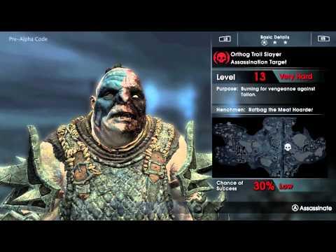 La Terra Di Mezzo: L'Ombra di Mordor – Gameplay Trailer