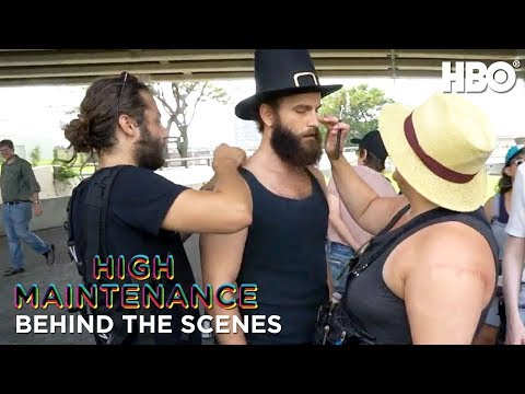 BTS: Season 3 Set Tour | High Maintenance