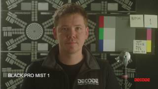 Decode's Camera Filter Comparison Test