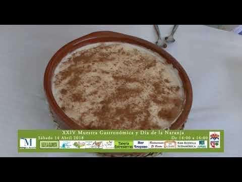 XXIV Muestra Gastronómica y Día de la Naranja - Vídeo Promocional