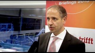 Thomas Harrer, IBM, über Mainframe-Infrastrukturen