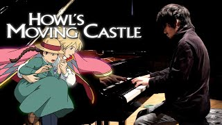 Video Howl's Moving Castle - Main Theme Piano Solo | Leiki Ueda // arr. Kyle Landry ハウルの動く城 MP3, 3GP, MP4, WEBM, AVI, FLV Agustus 2018