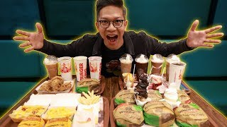 Video BELI SEMUA MENU DI BURGER KING!!! MP3, 3GP, MP4, WEBM, AVI, FLV Februari 2019