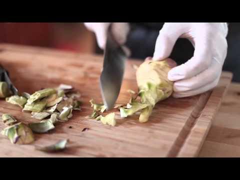 carciofi alla romana - ricetta