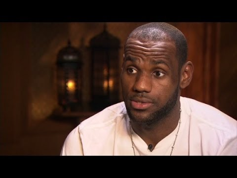 LeBron James: learn from your mistakes