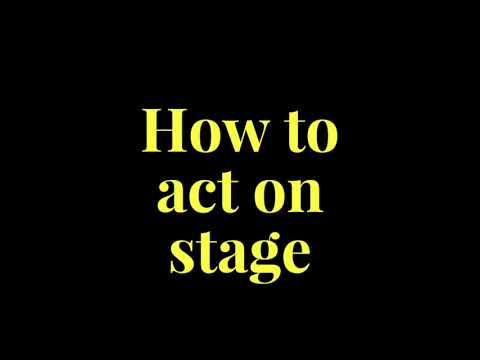 Stripper tips: Stage