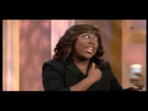 Politcal Humor From Sheryl Underwood