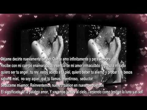 #Poesias de amor- Amor Sin Desenfreno - Poezia & Beatz