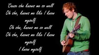 Video Ed Sheeran - She (Lyrics) MP3, 3GP, MP4, WEBM, AVI, FLV April 2018