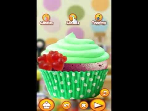 Video of Cup Cake Maker- Cooking Game