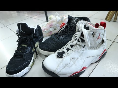 SOLID SA PASAY | UKAY SHOES