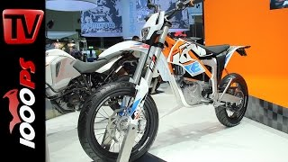 6. KTM Freeride E SM 2015 | Specs and Details