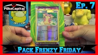 Pokemon Cards Opening - Target Triple Blister - Pack Frenzy Friday Episode 7 by ThePokeCapital