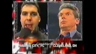 *THAKHANDAR* Shane McMahon buys WCW