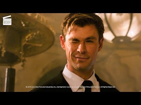 Men in Black International: Meeting Pawny HD CLIP