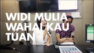 Widi Mulia ft. Dwi Sasono  - Wahai Kau Tuan live on OZ Morning Show