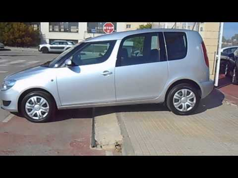 See video Skoda ROOMSTER 1.6 TDI AMBITION