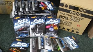 Nonton 2017 Fast & Furious Case Unboxing 8-car set 2017 Hot Wheels Case Film Subtitle Indonesia Streaming Movie Download