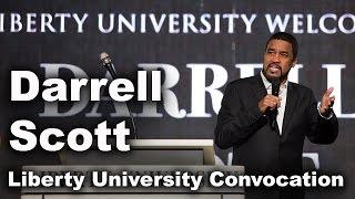 Pastor Darrell Scott - FANTASTIC revival message!