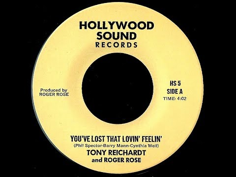 Tony Reichardt And Roger Rose - YOU'VE LOST THAT LOVIN' FEELIN'  (1980)