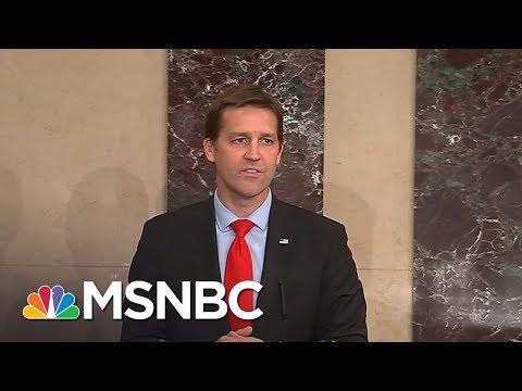 Senators Critical Of Leaks, But Did President Donald Trump Want Them Out? | Morning Joe | MSNBC