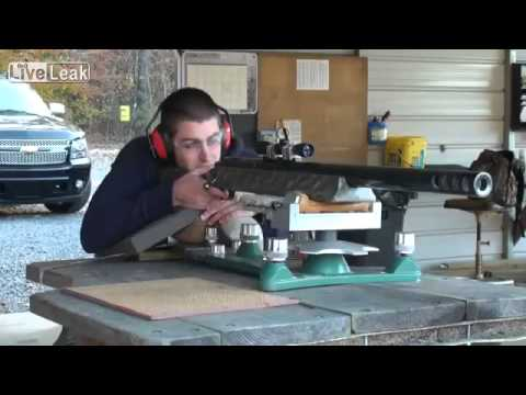 Worlds Largest Caliber Rifle.... DAMN!