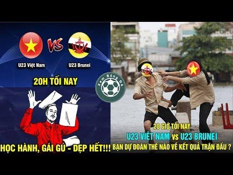 Dân mạng chế ảnh trận U23 Việt Nam vs U23 Brunei @ vcloz.com