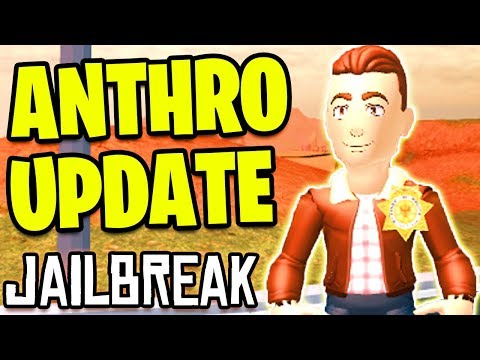 Roblox Jailbreak ANTHRO UPDATE! *RTHRO*  Anthro Reveal  Jailbreak Volcano Erupting Soon LIVE