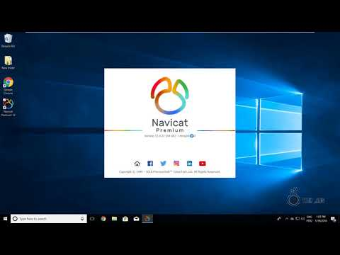 🔴 NAVICAT 11/12 offline activation