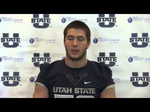 Kyler Fackrell Interview 8/22/2013 video.