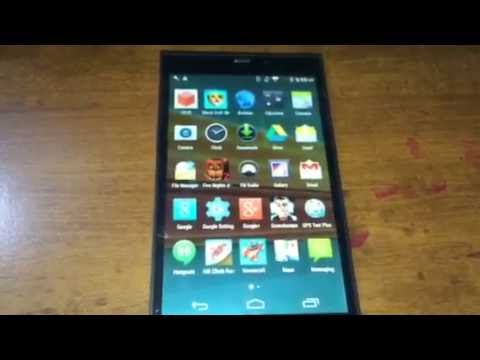 AOSON 7 Inch Phablet, Android 4.4 MTK6582 Quad Core, IPS HD 800*1280 Touchscreen,1GB RAM 8GB Storage