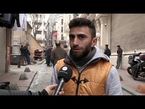 """Κωνσταντινούπολη: PKK ή Ισλαμικό Κράτος """"βλέπει"""" η αστυνομία πίσω από το χτύπημα"""